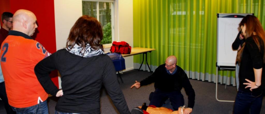 BHV Basis Inclusief AED gebruik