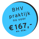 BHV cursus voor €167,-