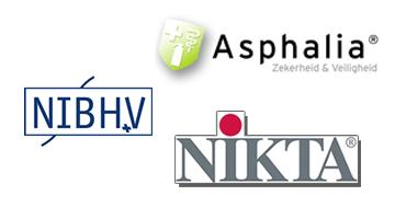 logos examenbureaus bhv